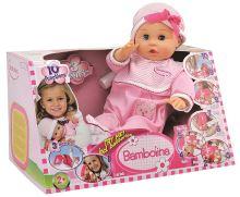 Panenka - miminko Bambolina s příslušenstvím 44cm