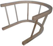 Acra ohrádka na sáně dřevěná A205