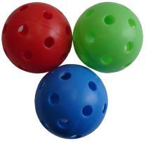 ACRA Florbalový míček necertifikovaný barevný
