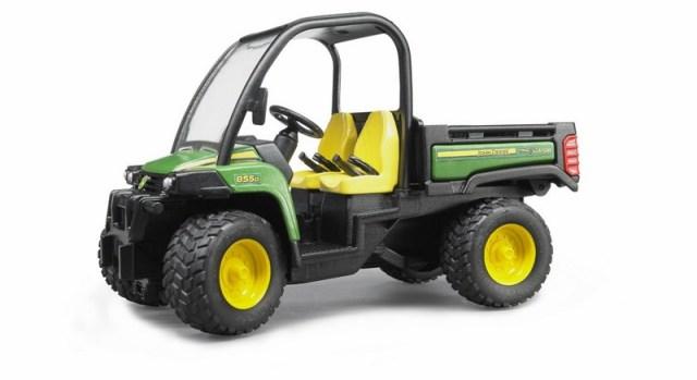 BRUDER - John Deere Gator XUV 855D