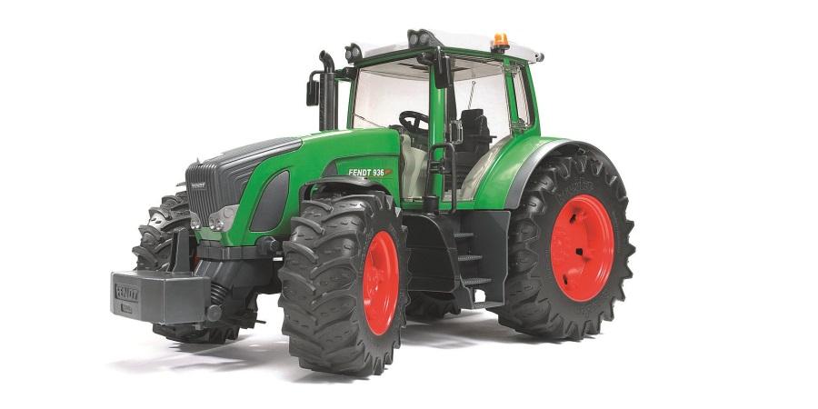 BRUDER traktor FEnd 936 Vario