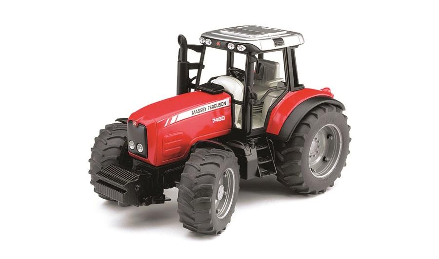 BRUDER Traktor MASSEY FERGUSON 2040