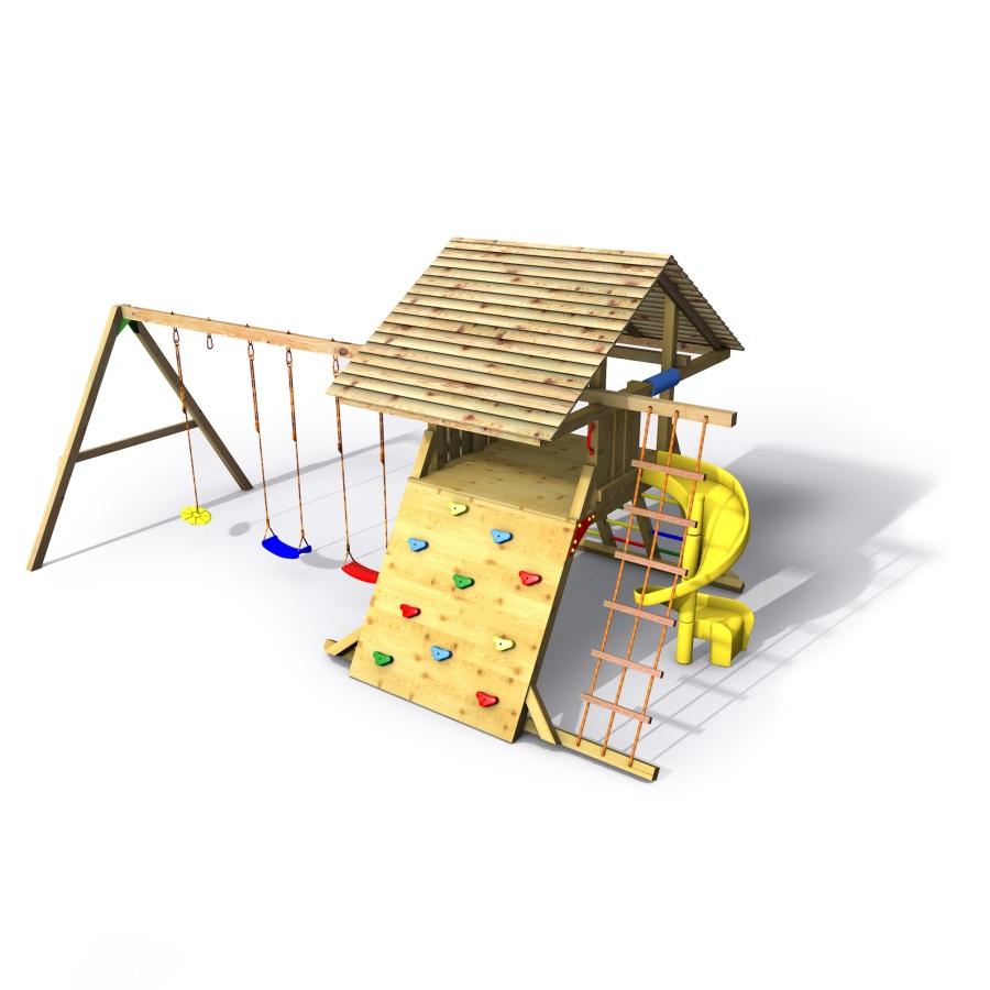 Dětské hřiště Afrika 150 T