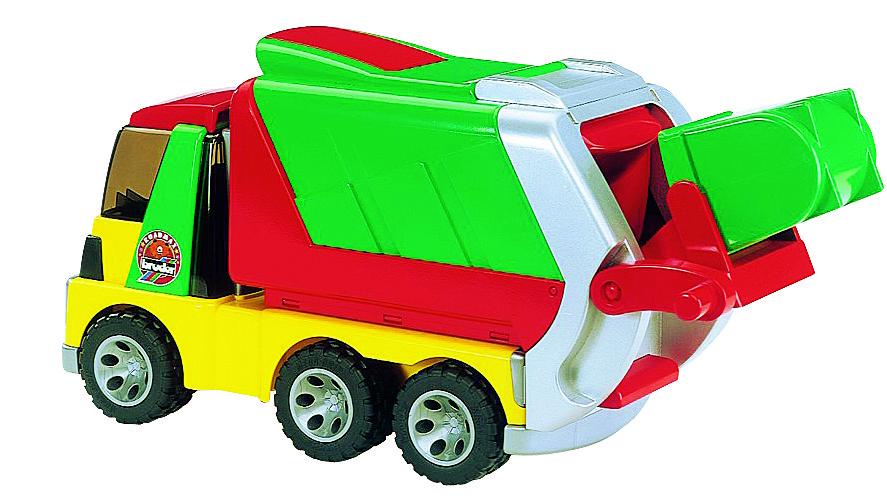 BRUDER -Nákladní auto Roadmax - Popeláři