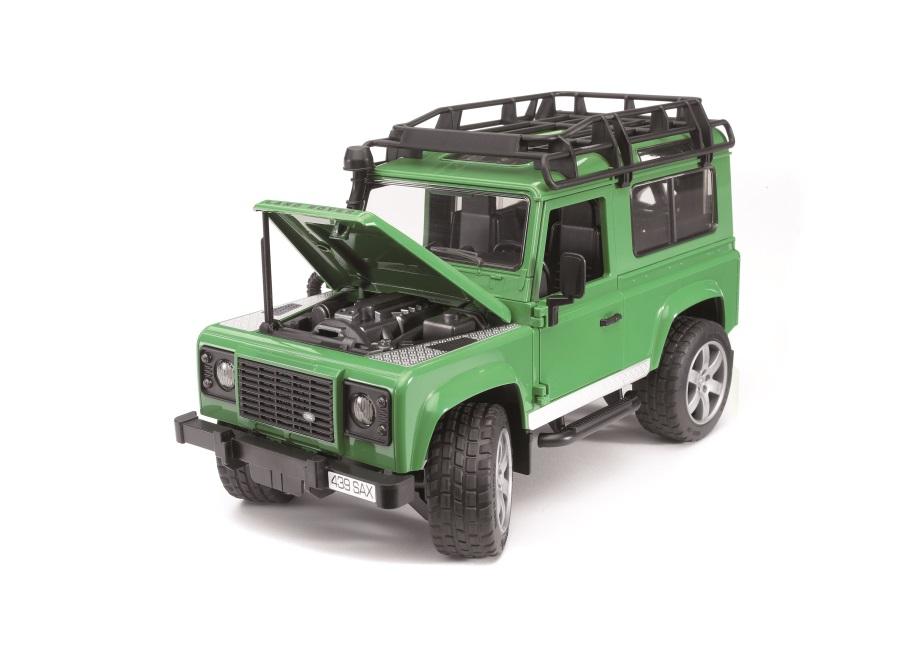 BRUDER Landr Rover