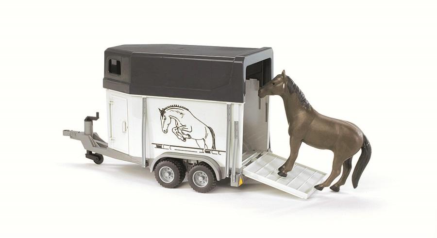 BRUDER Přepravník na koně