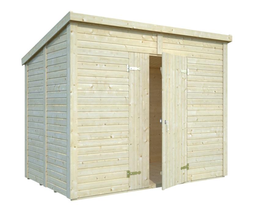 Zahradní domek Leif 4,2 m2