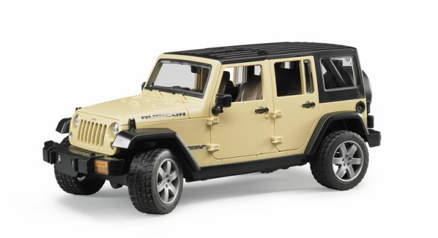 BRUDER - Jeep Wrangler