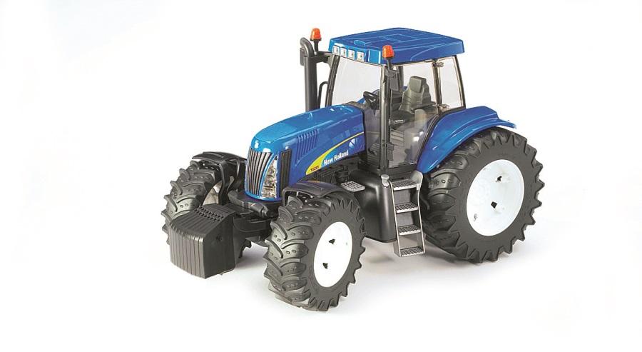 BRUDER Traktor NEW HOLLAND 03020