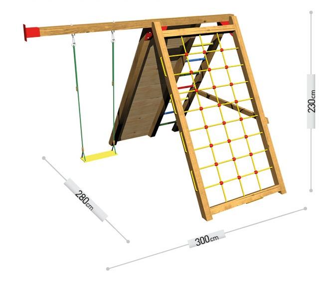 Přídavný modul Drag & Swing - Variant
